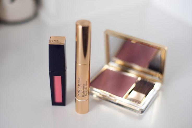 3 ulubione kosmetyki Estee Lauder: róż, korektor i pomadka | Innooka