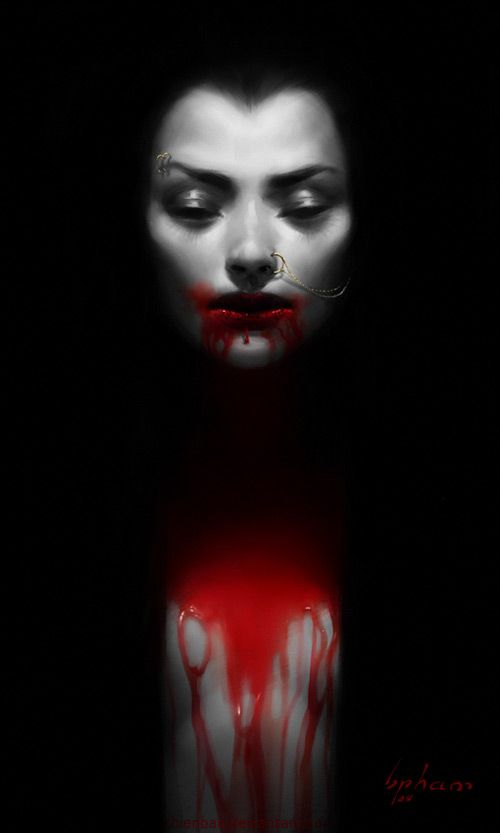 Blood remains for those who awakened from their past lives as the more relevant of non-human species to humanity, from vampires to elves.