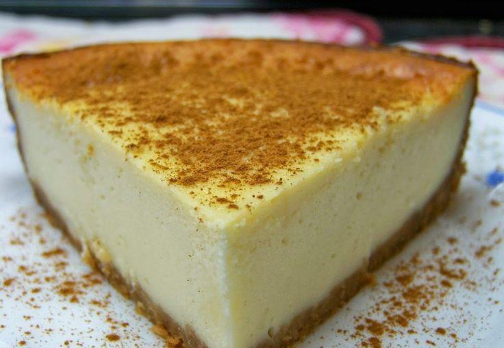 Tarta de queso en thermomix