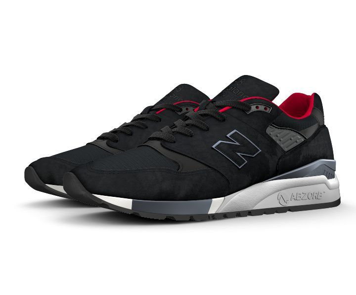 The 998 is a retro look with a modern attitude - and it\u0027s arguably one of  the most trendsetting silhouettes in our 990 series.