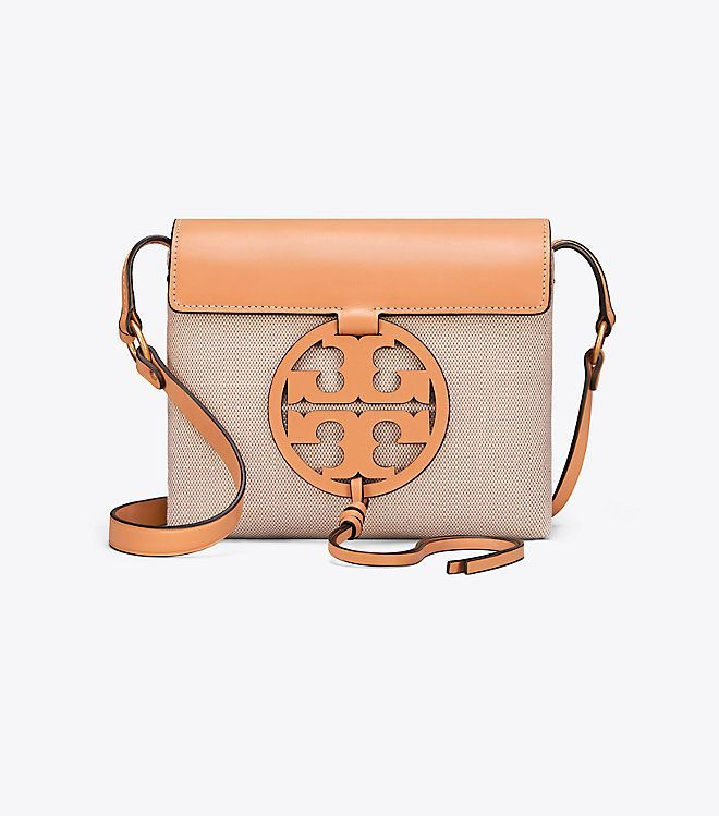 bc00b8602 Visit Tory Burch to shop for Miller Canvas Cross-body and more Womens   ToryStories. Find designer shoes