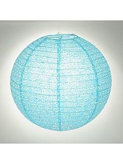 Железные полки синий хлопок бумажный фонарь с цветочным вырез - RUB 361,76руб.
