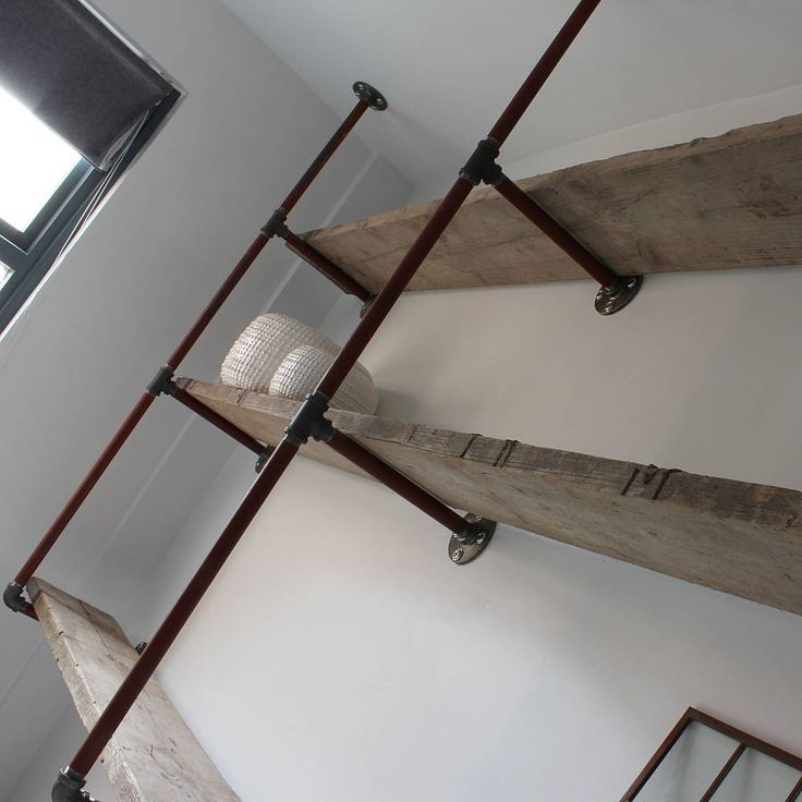 Scaffolding Boards And Steel Shelving from notonthehighstreet.com
