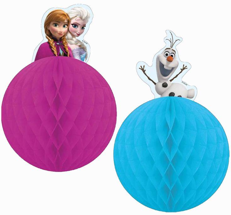 Addobbi Elsa Frozen su VegaooParty, negozio di articoli per feste. Scopri il maggior catalogo di addobbi e decorazioni per feste del web,  sempre al miglior prezzo!