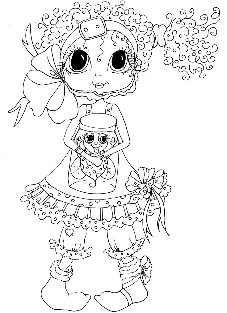 75 best Besties images on Pinterest Big eyes Digi stamps and