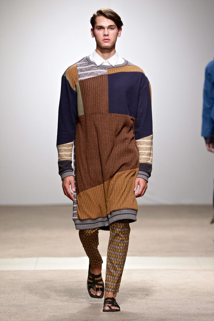 ALC Menswear AW17: Look 14 -- Photo: Simon Deiner at South African Menswear Week