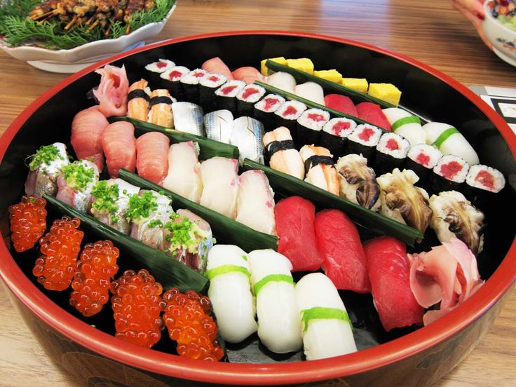 Sushi, Japan #travel #wanderlust #lovetravelco #food