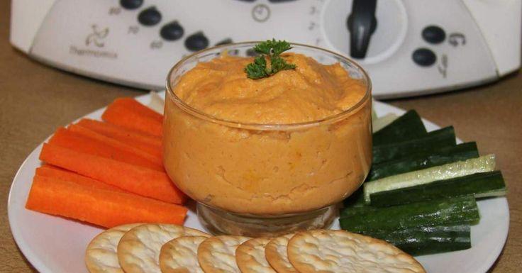 Creamy Sweet Potato Dip