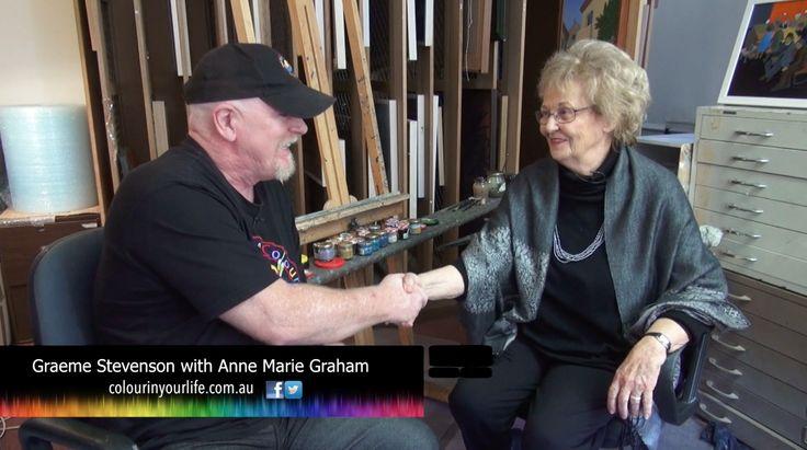 Graeme Stevenson & Anne Marie Graham