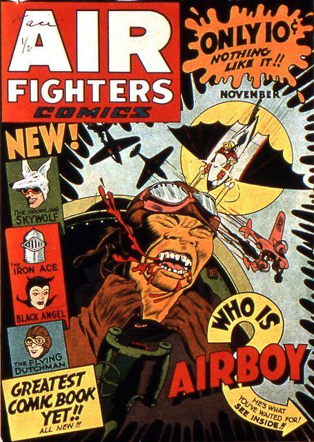 Air Fighters Comics   comic books comics