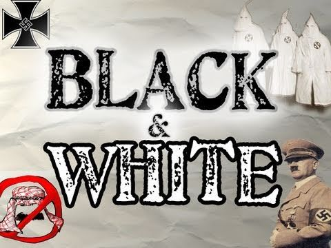 Hyperaptive - Black & White (RACISM SONG) - Official Lyric Video - New R...