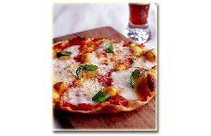 Olaszreceptek.com - eredeti olasz receptek - Pizza margherita