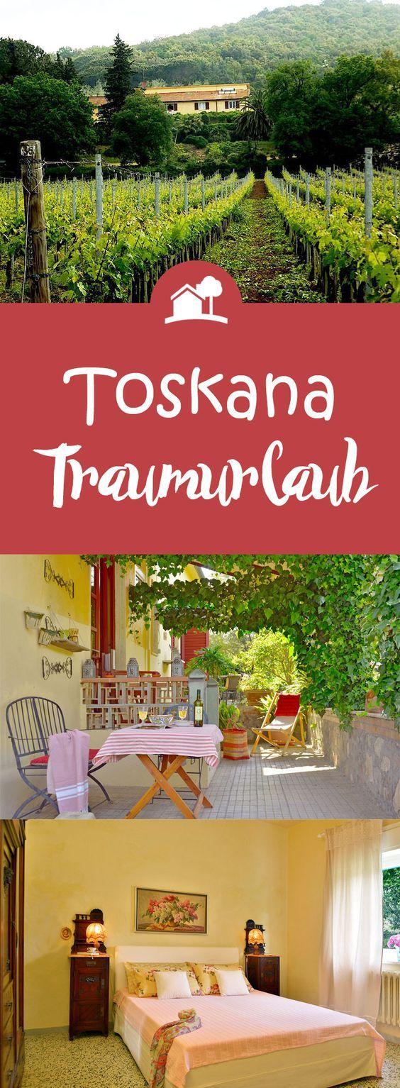 Traumurlaub in der Toskana gesucht? Dann ist Casa Nova perfekt für euch! Inmitten von Weinbergen & Olivenhainen warten wunderschöne Landschaften auf euch. Verwöhnen lassen könnt ihr euch daneben bei Tibetischer Massage & Entspannungs-Anwendungen
