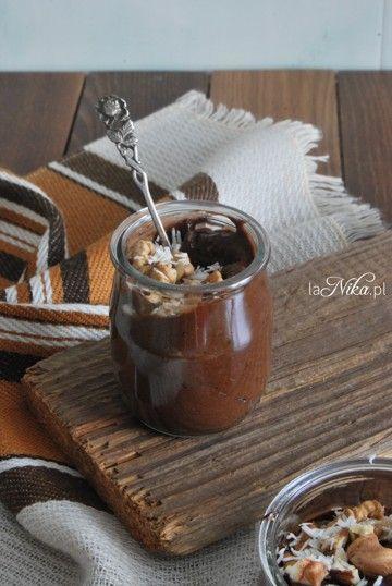 Zdrowy mus czekoladowy z awokado 1