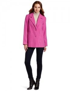 Wool coats  Pendleton Women's Thames Walking Coat, Pretty Pink Melton, X-Large On Sale