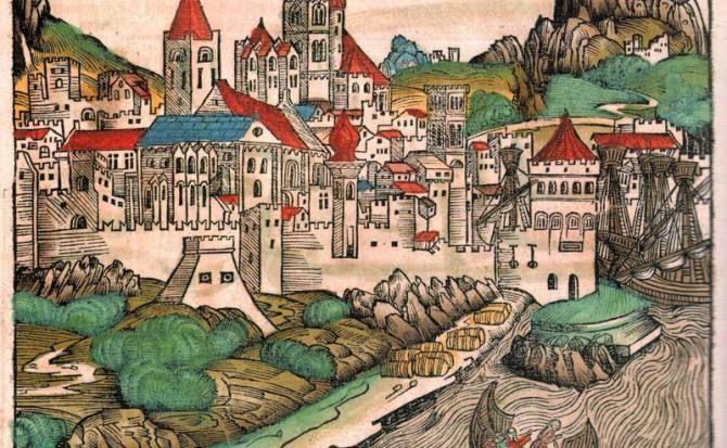 Las Crónicas de Núremberg, la joya entre los libros más importantes de la historia