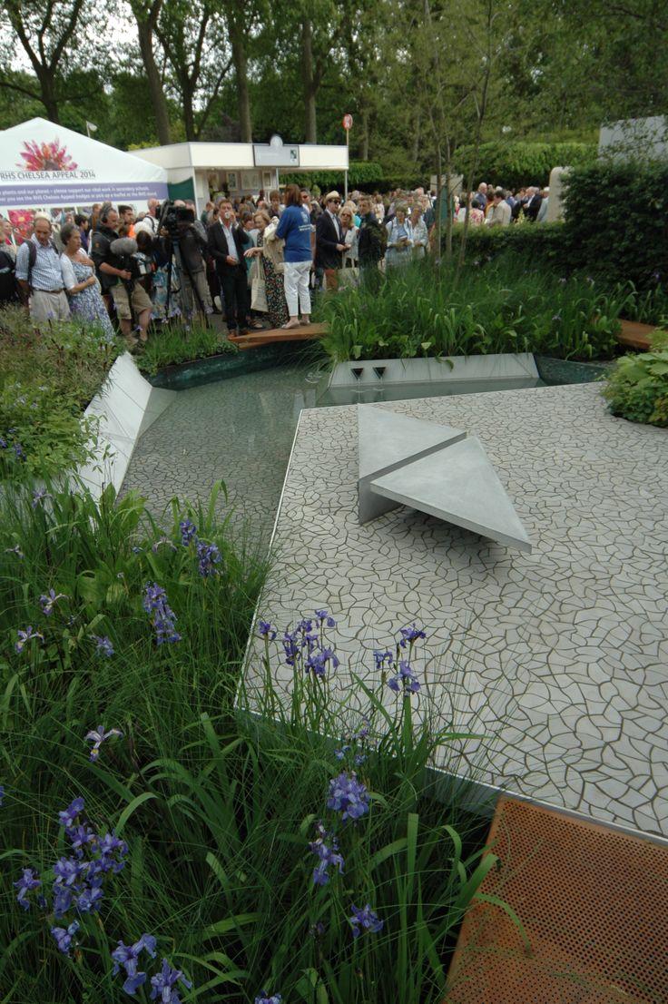 RBC Waterscape Garden at Chelsea Flower Show