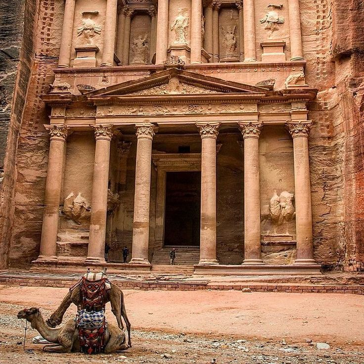 Petra in Southern Jordanian  #Travelgram #Archaeological #Architecture #Jordan #Mountain #Rocks #Heritage #History #Museum #Petra #Temple #Travel #BeautifulPicture #AmazingClick #Photooftheday #Monument #Sandstone #Israel #RoseCity Arabic #Dubai #India #VisitJordan via @everythingeverywhere
