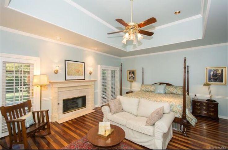 Master Bedroom Copen Blue, Sherwin-Williams