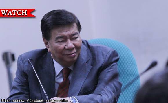 Liberal Party senators will present strong arguments against death penalty - Senator Franklin Drilon
