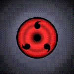 10 Tailed Sharingan Eye by Z-studios