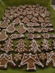 Lovely Gingerbreads