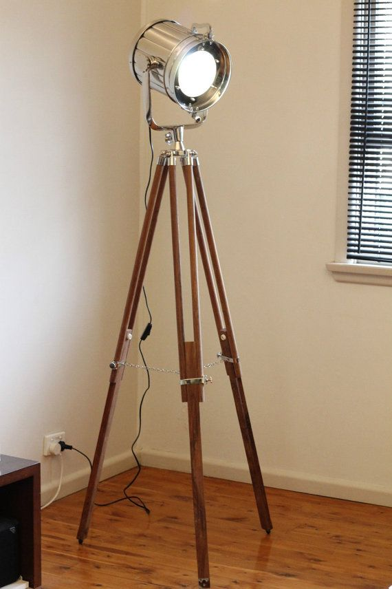 1000 images about industrial tripod floor lamps on. Black Bedroom Furniture Sets. Home Design Ideas