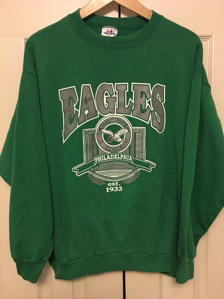 Vintage 90s NFL Philadelphia Eagles Sweatshirt   | eBay
