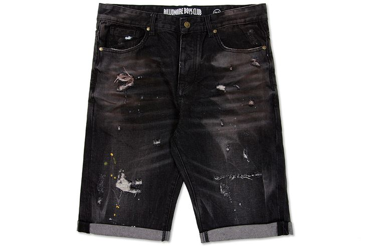 Billionaire Boys Club BB Ronin Denim Short - Ranger