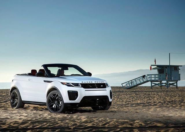 AutoNewCarsBlog: 2017 Land Rover Range Rover Evoque Convertible