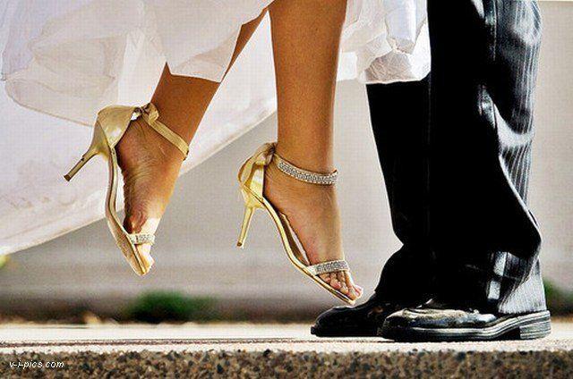 цепочка красивая пара туфель фото отличие