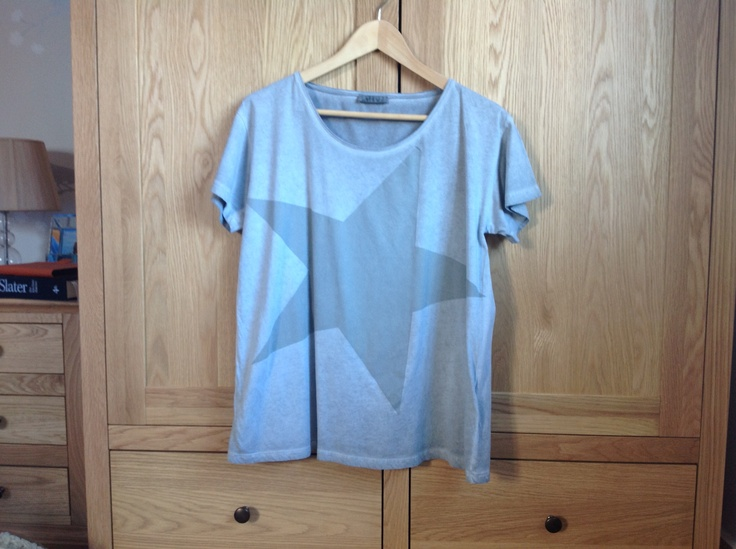 Selected Femme grey tee with star design. Size XS but fits me and I'm a 12/14 so comes up LARGE! £10 incl postage. Show interest here and then PM me for more details.