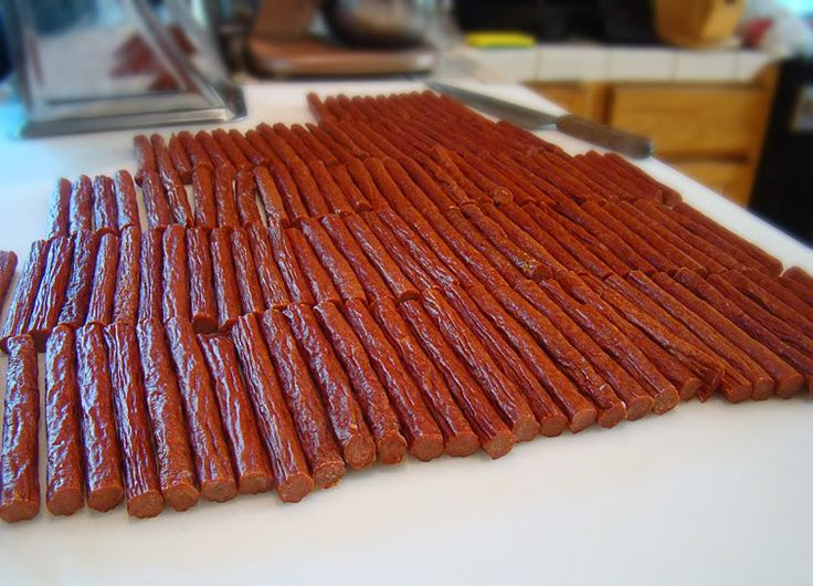 Pepperoni Sticks - will put them on a cute display, of course.