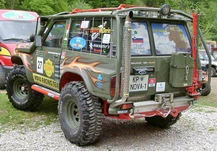 Nissan Patrol Gr Y60