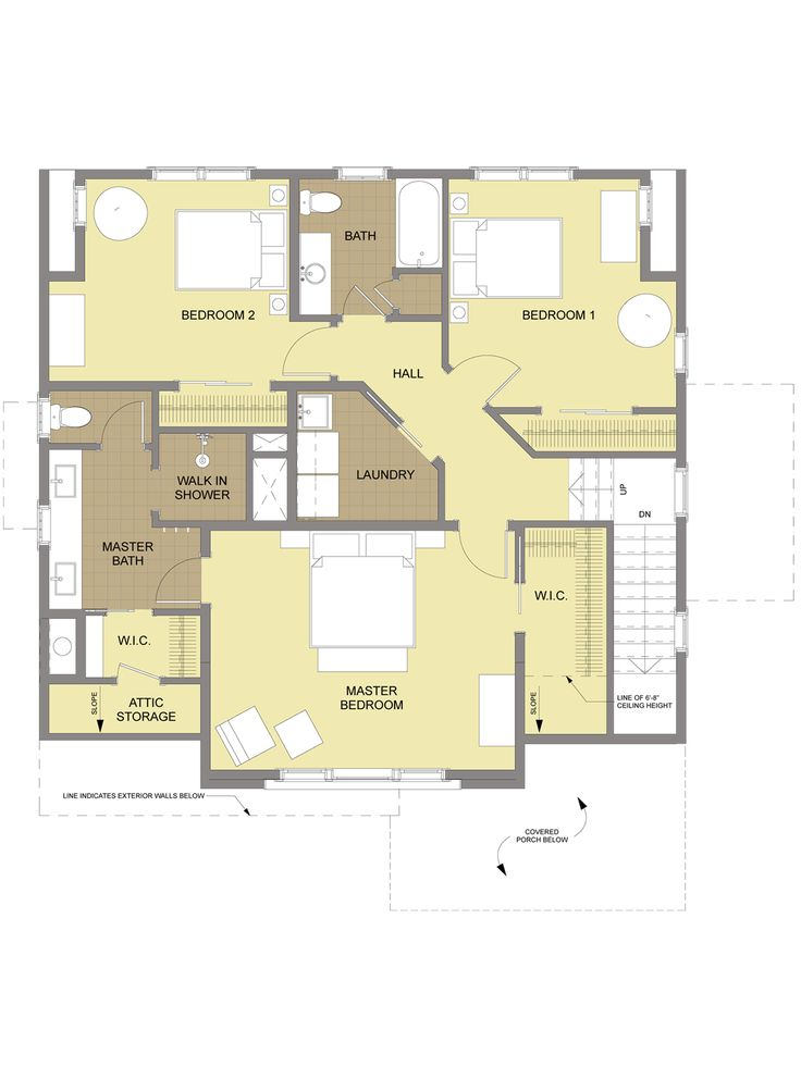 30 best Craftsman Bungalow Floor Plans images on Pinterest - bungalow floor plans