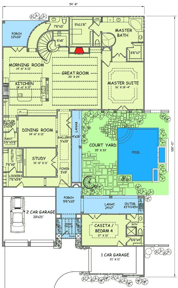 11 best pre designed stock plans ultra modern for Pre designed home plans