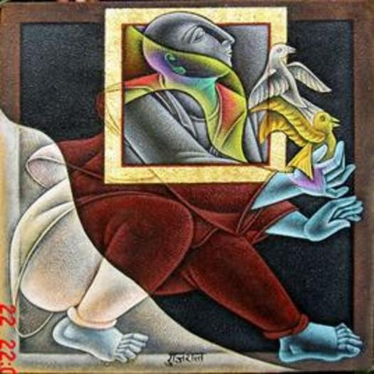 Untitled - Satish Gujral
