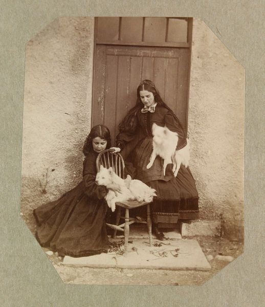 Photographby| Clementina, Lady Hawarden | V Search the Collections, c 1855