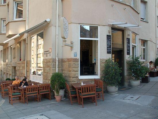Café Seyffer's – Gemütliches Café in Stuttgart West.