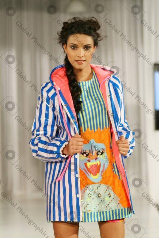 Maia Lillford Synthetic Jungle 2013, Monsoon Season Model: Pareena Naggea