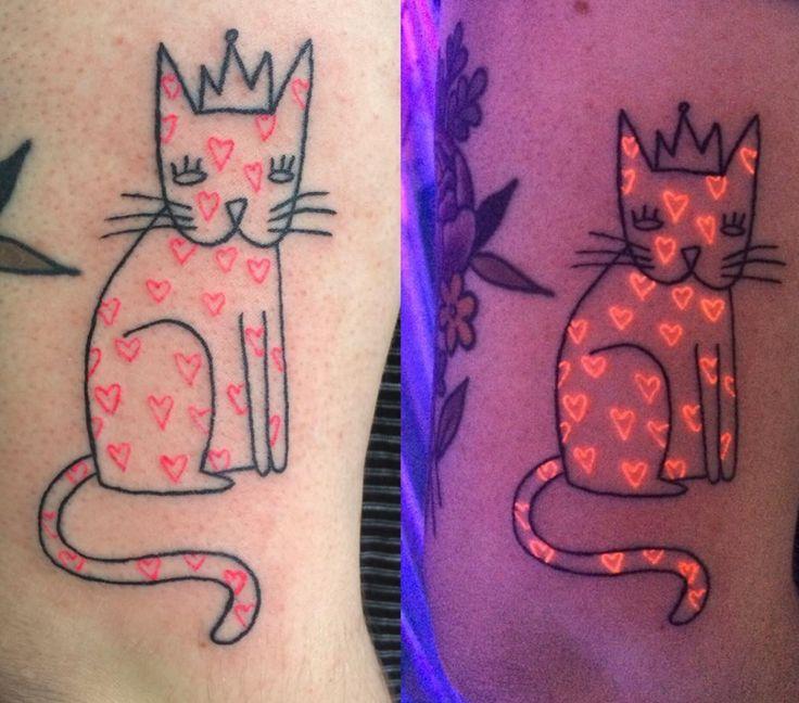 tatuajes ultravioleta siete