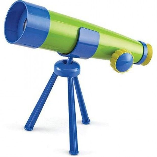 LEARNING RESOURCES BIG VIEW TELESCOPE