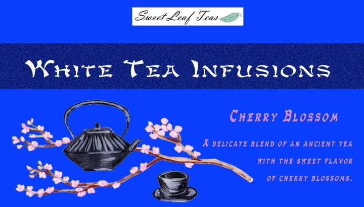 A tea box design, created using Photoshop, Illustrator and acrylics