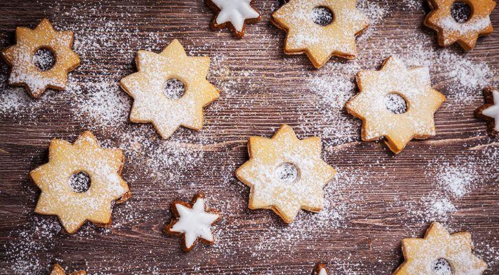 5 праздничных десертов: имбирное печенье, тыквенный пудинг и маффины с корицей | За чашкой чая