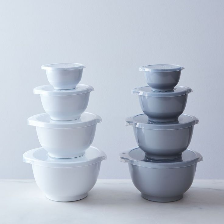 Margrethe Nested Tower Mini Prep Bowls (Set of 4) on Food52