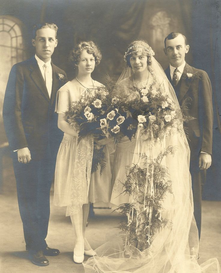 17 Best Images About Past Love--Vintage Wedding Photos On
