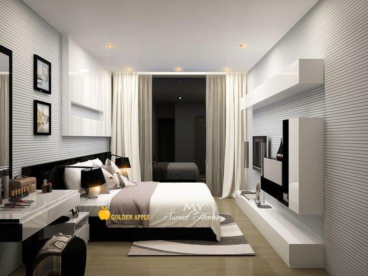 thiết kế nội thất căn hộ Lexington