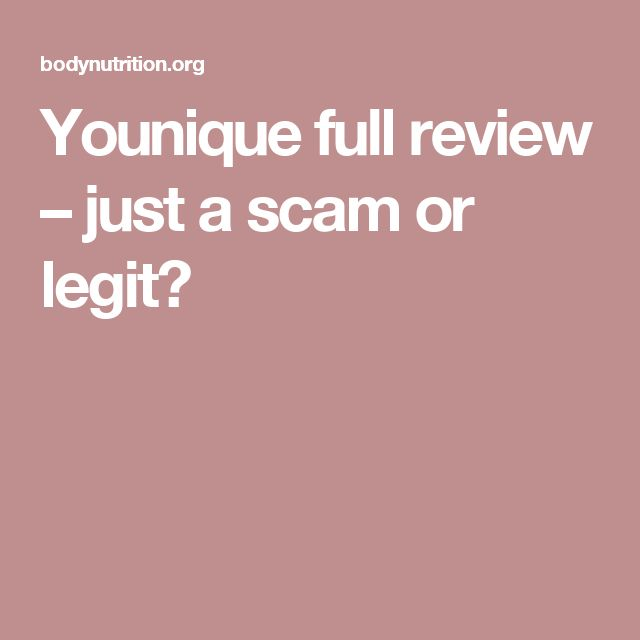 Younique full review – just a scam or legit?