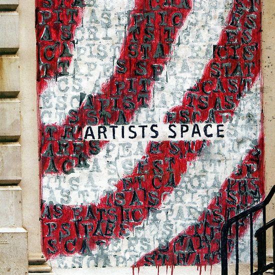 #artistsspace #wallsnotebook #samserif