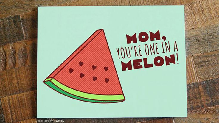 19 Punny Mother's Day 2019 Greeting Cards That Are
